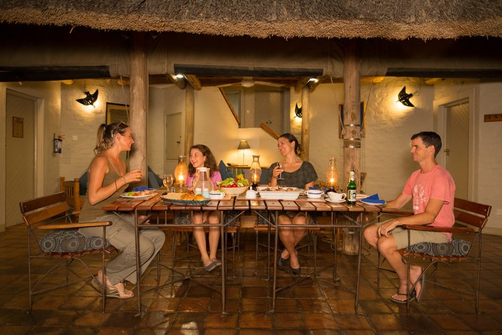 Victoria Falls Self Catering Accommodation