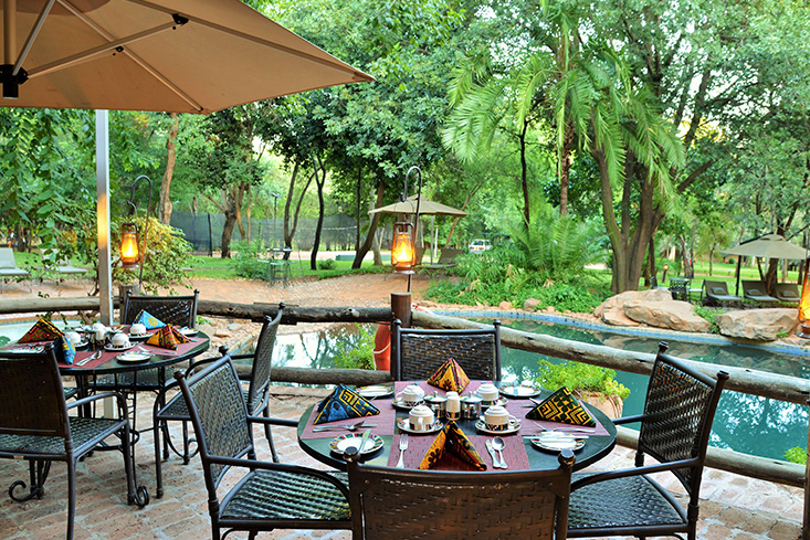Victoria Falls Bed & Breakfast Accommodation