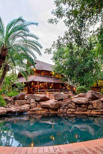 Lokotula Lodges Vic Falls Zimbabwe